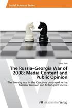 The Russia-Georgia War of 2008