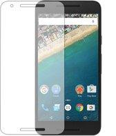 LG Google Nexus 5X Screenprotector Tempered Glass Glazen Gehard 2.5D