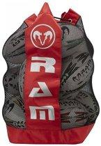 Ballen zak - Luxe, ademend tot 15 voetballen of rugby ballen