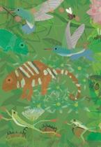 Jungle Scene Journal