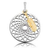 Engelsrufer Hanger ERP-DREAM-G - Geelgoud verguld sterling zilver