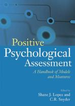Positive Psychological Assessment