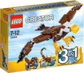 LEGO Creator Flitsende Vlieger - 31004