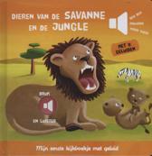 Dieren van de savanne en de jungle