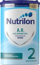 Nutrilon A.R. Anti-Regurgitatie 2 - 800 g
