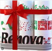Kerst toiletpapier - Xmas papier - Toiletpapier Kerstmis