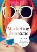 Marketing, de essentie + MyLab NL toegangscode