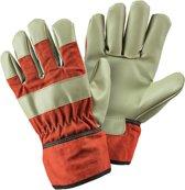 Rigger Kinder Werkhandschoen - Maat S (4 tot 7 jaar) - Oranje
