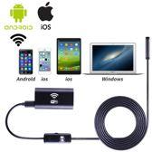 WiFi Endoscoop HD LED | Mini Camera met 2 meter Kabel | Waterdichte inspectie camera met LED Verlichting