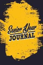 Senior Year Journal