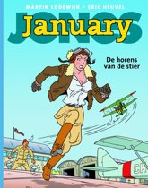 January Jones 5 - De horens van de stier
