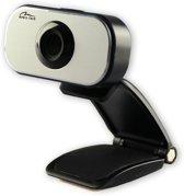 Media-Tech Compacte Webcam 2 Mpix En Ingebouwde Microfoon USB