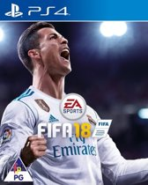 Electronic Arts FIFA 18 - Standard Edition PS4 Basis PlayStation 4 Italiaans video-game