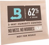 Boveda Humidity Packs 25 stuks 4 GRAM 62%