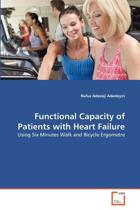 Functional Capacity of Patients with Heart Failure