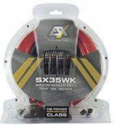 ESX SX35WK Kabelset 35q - aansluitkabels auto versterker