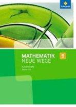 Mathematik Neue Wege SI 9. Arbeitsheft. G9. Hessen