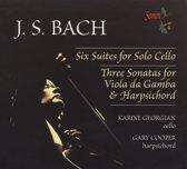 Cello Suites/Sonatas For Viola Da Gamba & Harpsich