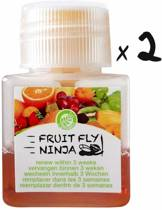 Fruitvliegjes vanger 2-pack FRUIT FLY NINJA
