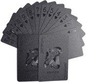 Luxe Speelkaarten set   Zwart   Poker   Kaartspel