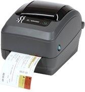 Zebra GX430t Direct thermisch/Thermische overdracht 300 x 300DPI labelprinter