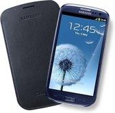 Samsung Pouch voor de Samsung Galaxy S3 - Blauw