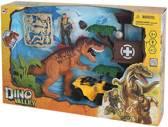 Afbeelding van Dino Valley Boomhutaanval Speelset + Licht en Geluid speelgoed