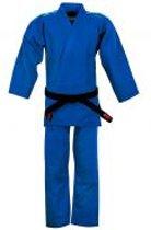 Essimo Yuko Blauw Judo pak met band