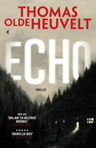Boekomslag van 'Echo'