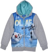 Olaf vest met capuchon