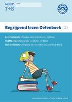 Boek cover Begrijpend lezen oefenboek 1 van