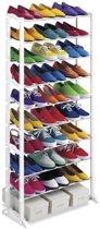 Innovagoods Schoenenrek - voor 30 paar schoenen - ABS - Staal