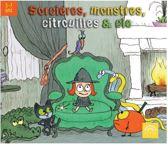 Sorcieres Monstres Citrouilles