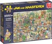 Jan van Haasteren Het Tuincentrum Puzzel 1000 Stukjes