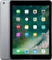Apple iPad 9.7 (2017) - 128GB - WiFi - Spacegrijs
