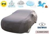 Autohoes Grijs Polyester Stretch Daewoo Espero 1990-1999