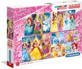 Princess Puzzel 20-60-100-180