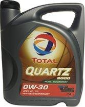Total Quartz 9000 0W-30 Fuel Economy 5L