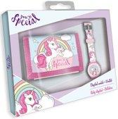Unicorn You're Special - SET portemonnee en horloge
