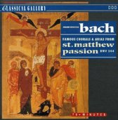 St. Matthew Passion BWV