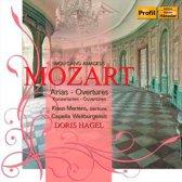 Mozart: Arias - Overtures