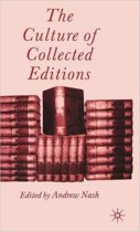 The Culture of Collected Editions