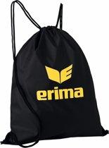 Erima Gymtas Met Rijgkoord Club 5 Zwart/geel