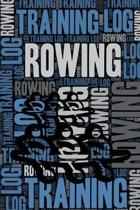 Rowing Training Log and Diary