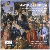 Mater, Ora Filium: Chant Choral