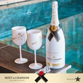 Moët & Chandon Ice Imperial Glas / Glazen - Luxe Champagneglas / 2 stuks / 450ML
