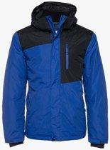 Mountain Peak heren ski-jas - Blauw - Maat L