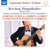 Rovshan Mamedkuliev - Guitar Recital