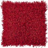 Dutch Decor Kussenhoes Ottawa 45x45 cm rood