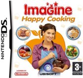 Ubisoft Imagine: Happy Cooking, Nintendo DS Basis Nintendo DS video-game
